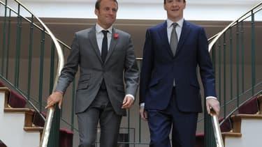 Les deux ministres de l'Economie veulent coopérer pour aider les jeunes entrepreneurs à réussir