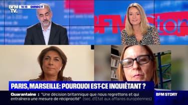 Story 1: Pourquoi la situation sanitaire est-elle inquiétante à Paris et Marseille ? - 14/08