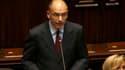 Enrico Letta a tenu son premier discours devant le Parlement italien, lundi 29 avril.