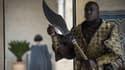 """Deobia Oparei, acteur apparaissant dans la saison 5 de """"Game of Thrones""""."""