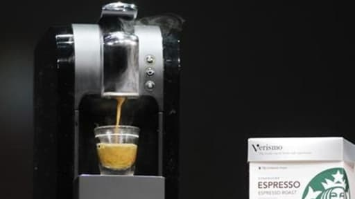 Nespresso compte un nouveau concurrent sur le marché de la machine à café à dosette avec Verismo.