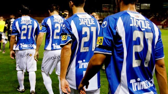 Hommage à Dani Jarque (Espanyol Barcelone)