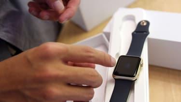Comparé à l'iPhone, l'Apple Watch fait pâle figure mais le produit n'a pas non plus la même maturité.