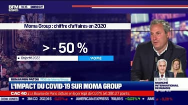 Benjamin Patou (Moma Group) : L'impact du Covid-19 sur Mona Group - 25/05