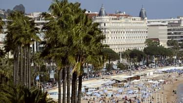 Pour les hôteliers aux abords du Palais des festival, l'événement peut représenter jusqu'à 15% du chiffre d'affaires annuel.
