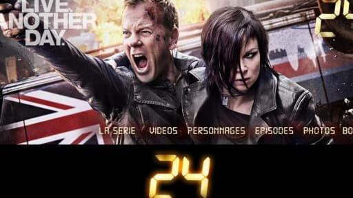 La série 24heures chrono marque la capacité de Canal+ à s'adapter aux nouveaux modes de consommation.