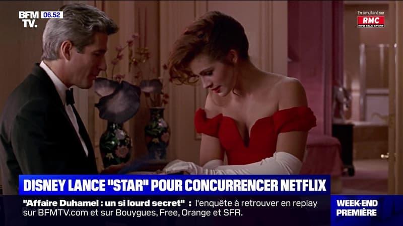 """Disney lance """"Star"""" pour concurencer Netflix - 27/02"""