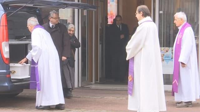 Maria Francesca a été inhumée à Wissous, dans l'Essonne, lundi 5 janvier 2015.