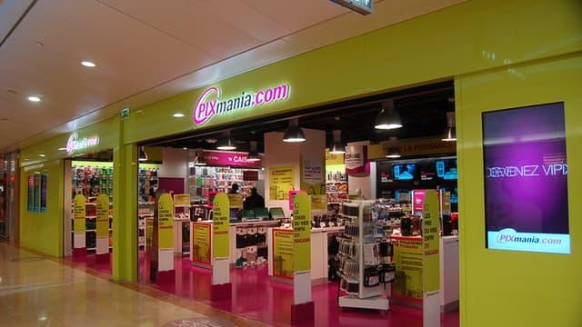 Pixmania pourrait fermer plusieurs de ses boutiques et supprimer 150 postes.