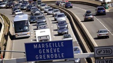 La circulation différenciée est mise en place à Lyon.