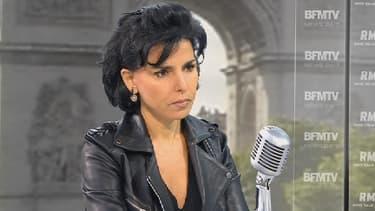 Rachida Dati, eurodéputée UMP, maire du 7e arrondissement de Paris.