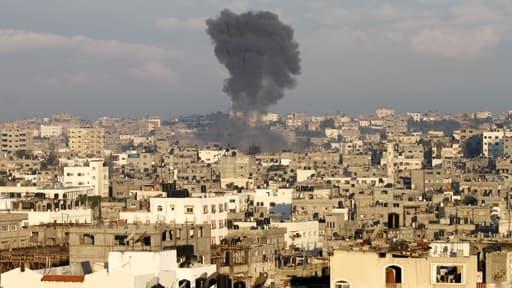 Gaza, jeudi 15 novembre