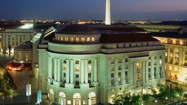 La société FirstFuel a utilisé le big data pour réduire la facture électrique du Ronald Reagan Building de 800 000 dollars.