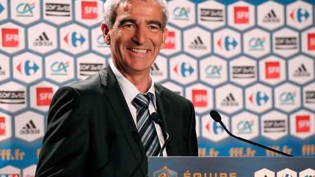 Le sélectionneur s'est dit pleinement satisfait du stage de préparation à la Réunion.