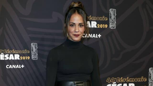 Alice Belaïdi en 2019 aux César