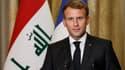 Emmanuel Macron a donné une conférence de presse lors de son déplacement en Irak, samedi 28 août 2021