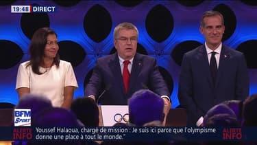 Le verdict : Paris tient les Jeux 2024 !