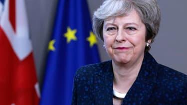 Theresa May, Première ministre britannique, estime pouvoir éviter un report de la date du Brexit, prévu le 29 mars.