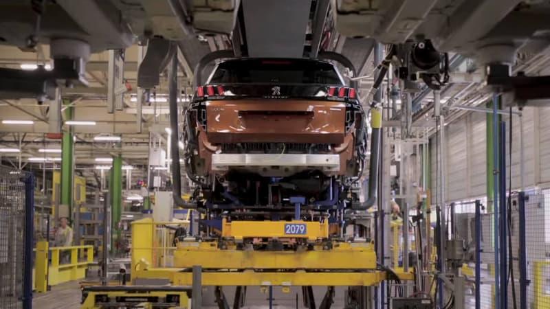 Pénurie de semi-conducteurs: l'usine Stellantis de Sochaux à l'arrêt