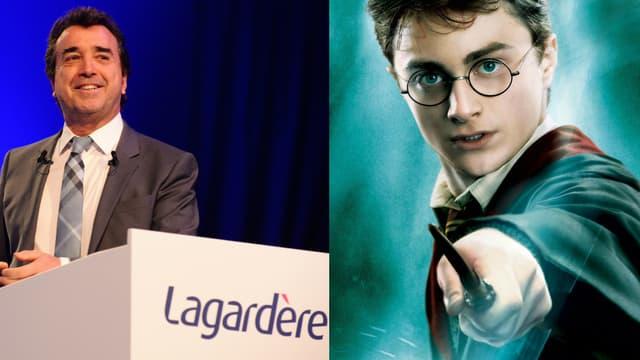 Grâce aux colossales ventes de Harry Potter au Royaume-Uni, le groupe Lagardère a vu son chiffre d'affaires et sa rentabilité s'améliorer.