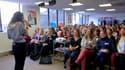 Une conférence pour sensibiliser les femmes à prendre part à la campagne des législatives.