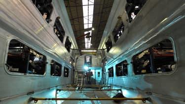 Alstom pourrait se voir commander 16 rames TGV.