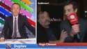 Hugo Clément malmené par un militant à un meeting de Valls