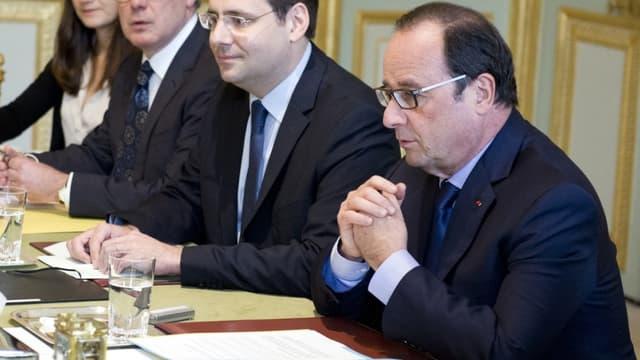 François Hollande et Matthias Fekl ont affirmé leur volonté de bloquer les négociations sur le TTIP.