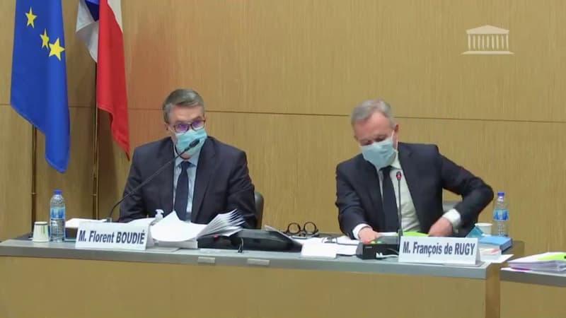 À l'Assemblée nationale, François de Rugy ironise sur le consentement