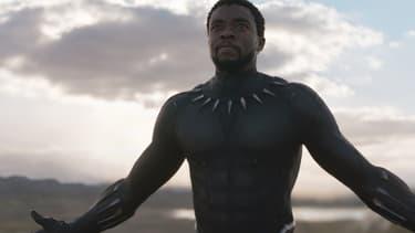 """""""Black Panther"""" enchaîne les records au au cinéma"""