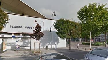 L'école Claude-Monnet, à Rueil-Malmaison