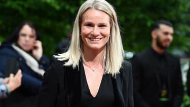 Amandine Henry en mai 2019