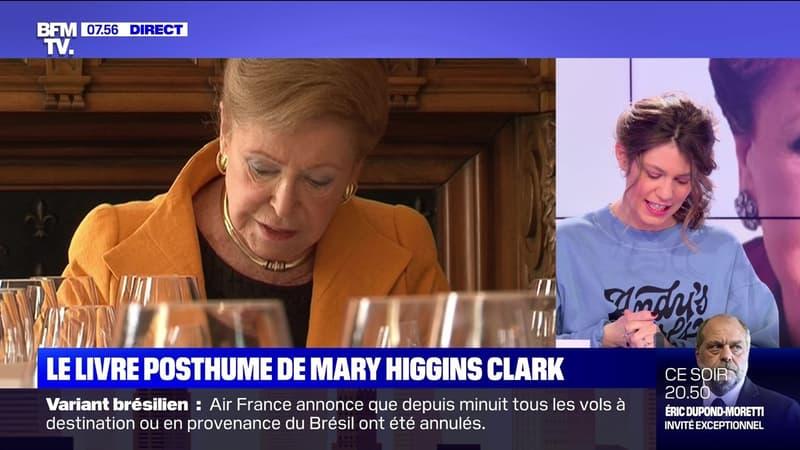 Le livre posthume de Mary Higgins Clark - 14/04