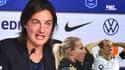 Équipe de France : Diacre assure qu'elle ne ferme pas la porte à Le Sommer et Henry (encore) écartées