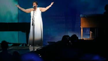 Aretha Franklin en 2011