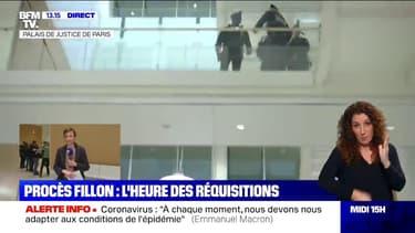 """L'avocat de François Fillon s'attend à """"des réquisitions de mauvaise foi"""""""