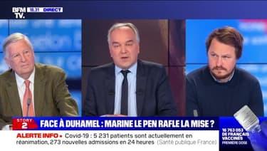 Face à Duhamel: Marine Le Pen rafle la mise ? - 06/05
