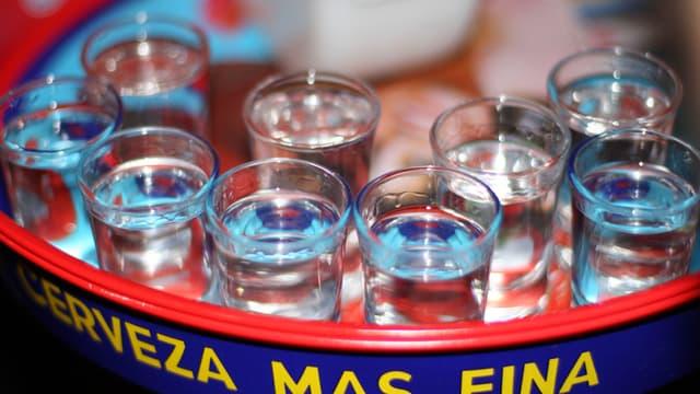 """Le """"purple drank"""" est une boisson à base de médicament dont l'usage est détourné."""