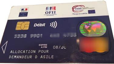 L'allocation pour demandeurs d'asile (ADA) sera désormais versée via une carte de paiement uniquement. Jusqu'ici, les demandeurs d'asile pouvaient bénéficier d'une carte de retrait d'espèces dans les distributeurs de billets.