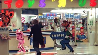 Le groupe américain de magasins de jouets s'est placé sous la protection de la loi sur les faillites, tout en affirmant pouvoir poursuivre ses activités