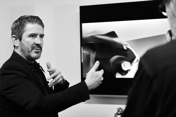 Gilles Vidal, Peugeot design chief, has just joined Renault.