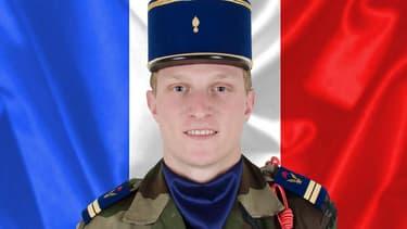 Le lieutenant Pierre Bockel, mort au Mali