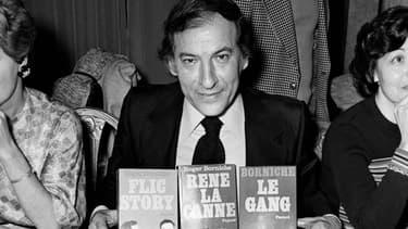 Roger Borniche en 1975