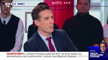 Municipales 2020: candidat à Limoges, Jean-Baptiste Djebbari affirme qu'il ne sera pas tête de liste