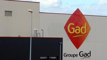 Les abattoirs Gad sont en redressement judiciaire depuis février dernier.