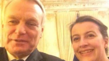 Jean-Marc Ayrault et Cécile Duflot ont manifesté leur joie sur Twitter, après l'adoption de la loi Alur.