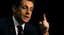 """Nicolas Sarkozy a assuré vendredi que la France irait """"jusqu'au bout de sa mission"""" en Libye"""