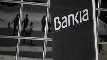 Bankia a demandé une aide de 23,5 milliards d'euros de fonds propres pour se renforcer.