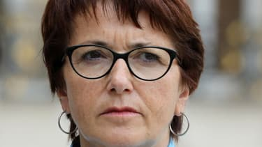 La président de la FNSEA, Christiane Lambert