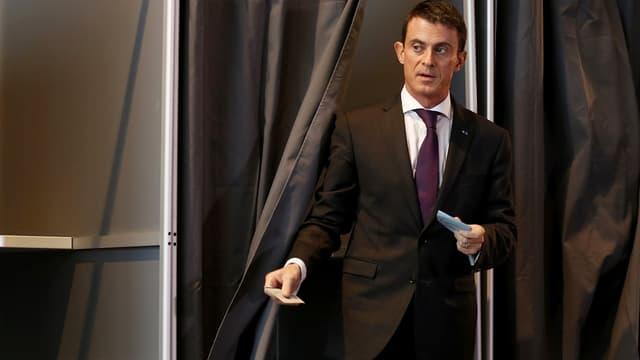 Manuel Valls dimanche 6 décembre